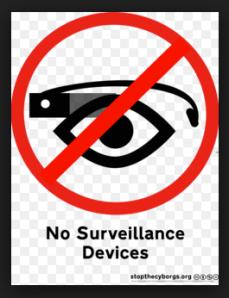 No Surveillance Devices