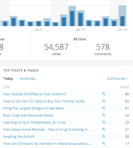 Wordpress Stats