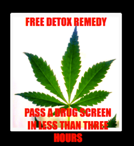 Free detox home remedy
