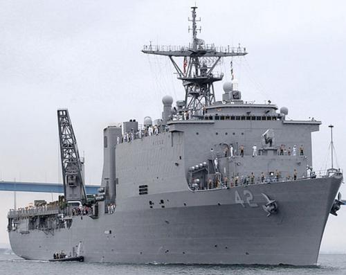 File:USS Germantown (LSD-42).jpg From Wikipedia, the free encyclopedia