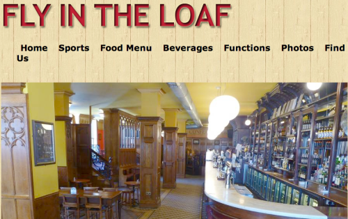 "Click to visit  ""The Fly in the Loaf"""